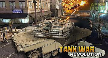 Tank war: revolution