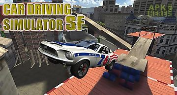 Extreme car driving simulator: s..