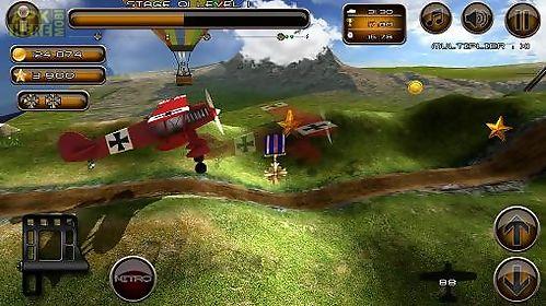 hill climb flying: racing