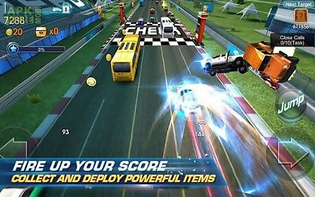 infinite racer: dash and dodge