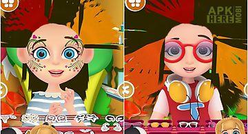 Kids hair salon - kids game