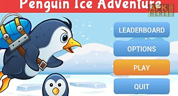 Penguin ice adventure