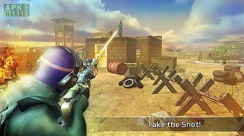 silent assassin: sniper 3d