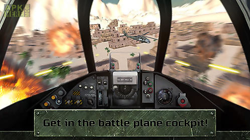 Warplane cockpit simulator for Android free download at Apk