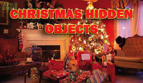 christmas: hidden objects