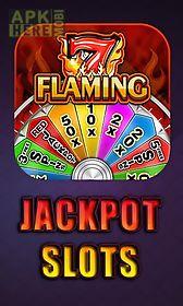 flaming jackpot slots