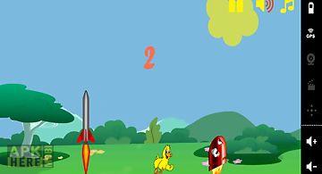 Jump duck run