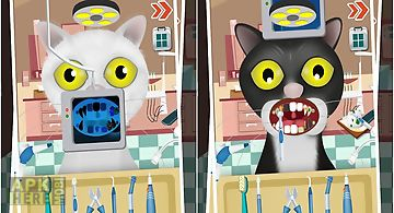 Kitty dentist - kids game
