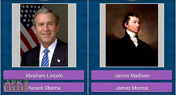 List of american presidents