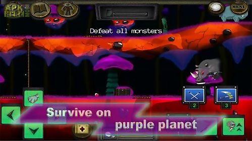 lost in purple