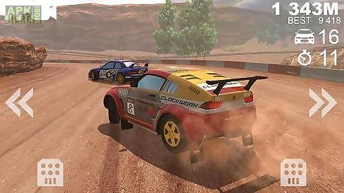 rally racer: unlocked