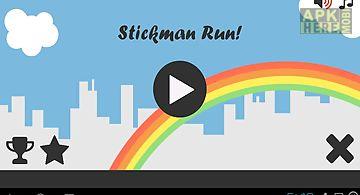 Stickman run by 4d soft tech