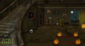 The halloween escape