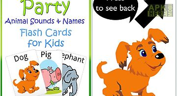 Animal party animal sounds