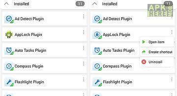 Applock plugin