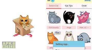 Cat sounds simulator