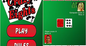 Crazy eights 2 players