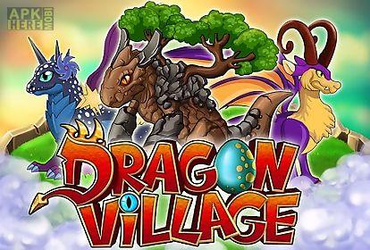 dragon village -city sim mania