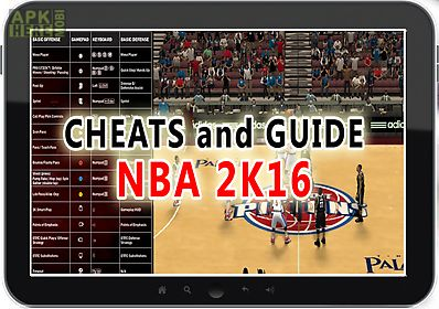 Guide and <b>cheats</b> of <b>nba 2k16</b> for Android free download at Apk Here ...