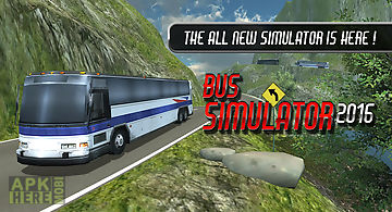 Bus simulator 2016
