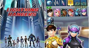 Lightning rangers
