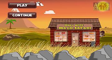 Magic safari v1