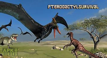 Pterodactyl survival: simulator