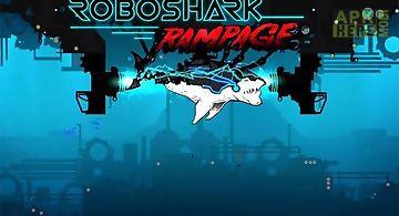 Robo shark: rampage