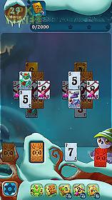 solitaire: frozen dream forest