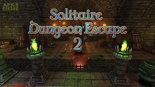 solitaire dungeon escape 2