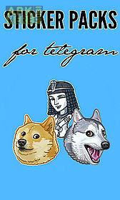 sticker packs for telegram