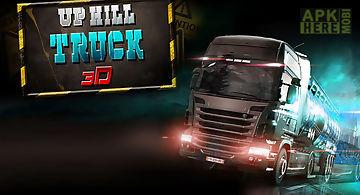 Uphill truck 3d