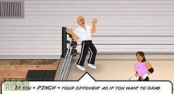 Wrestling revolution 3d for Android free download at Apk Here store