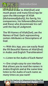 99 Allah Names Islam