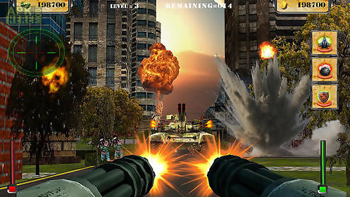 gunship commando: military strike 3d