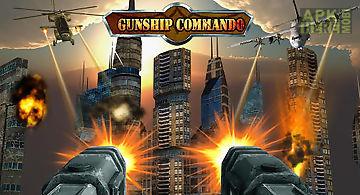 Gunship commando: military strik..