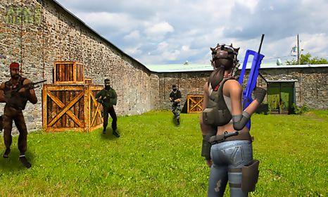 true commando strike