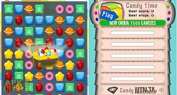 Candy fruit crush kingdom