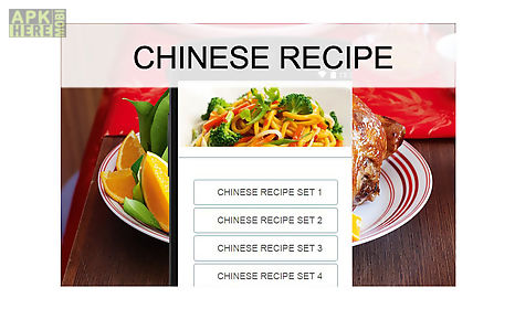 Chinese recipes food for android free download at apk here store chinese recipes food forumfinder Images