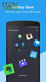 fast cleaner - speed booster