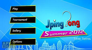 Jpingpong summer 2012
