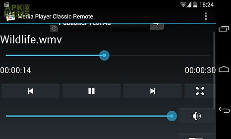 media player classic remote