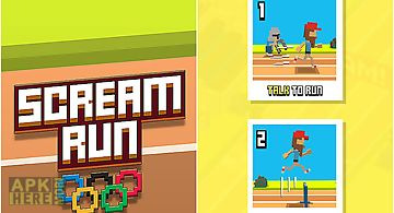 Scream run.io