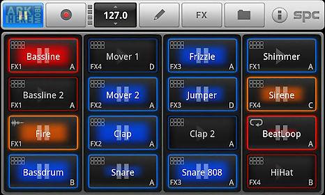 spc - music drum pad demo