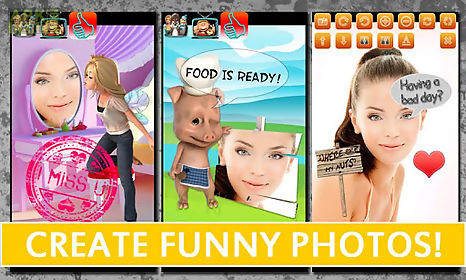 fun photo booth: pro effects