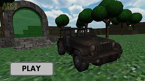 mine portal car