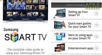 Handy smart tv launcher for Android free download at Apk