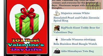 101 best valentines day gifts