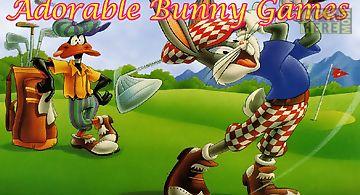 Adorable bunny games
