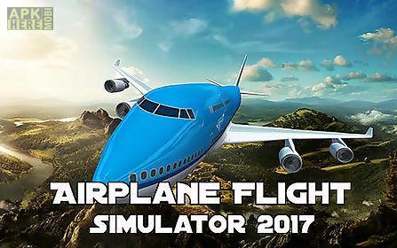 airplane flight simulator 2017